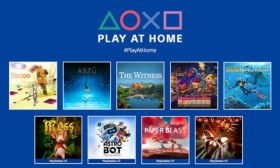 Sony бесплатно дели 10 видеоигри!
