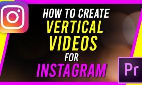 Како да направите вертикално видео на Instagram Story?