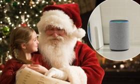 Децата ќе може да добиваат персонални пораки од Дедо Мраз со виртуелниот асистент на Amazon!