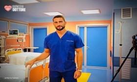 Згоден италијански доктор стана сензација на Instagram и Facebook!