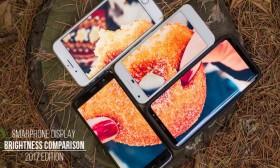 Споредба на екрани: Samsung Galaxy S8 vs iPhone 7 vs LG G6 vs Google Pixel