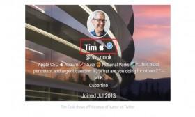 Како изреагира Tim Cook на грешката на Donald Trump?