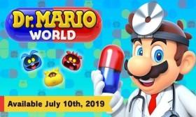 """Видеоиграта """"Dr. Mario World"""" во јули доаѓа во вашиот смартфон"""