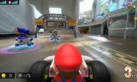 Nintendo ќе го претвори вашиот дом во стаза за тркање