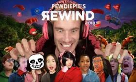 YouTube Rewind верзијата на PewDiePie ги одбележува најзабвните мемиња за 2018!