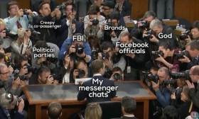 Како интернетот реагираше на сведочењето на Марк Закерберг?