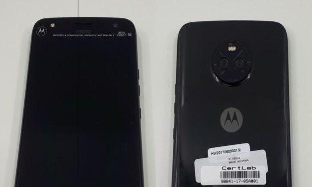 Moto X4  Официјални фотографии и спецификации