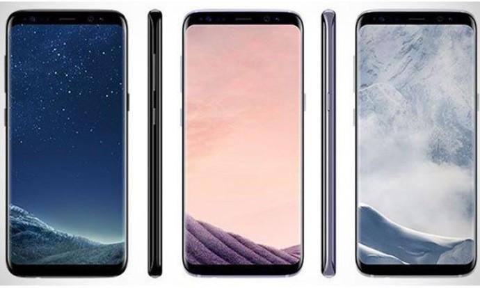 Samsung S8 ќе има екран со најголема резолуција употребена на смартфон