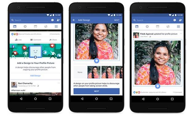 Новата функција на Facebook ги заштитува вашите профилни слики од измамниците