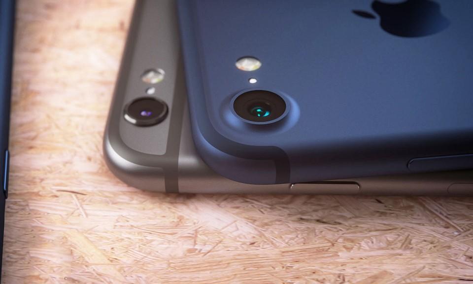Во кои бои ќе доаѓа iPhone 7?