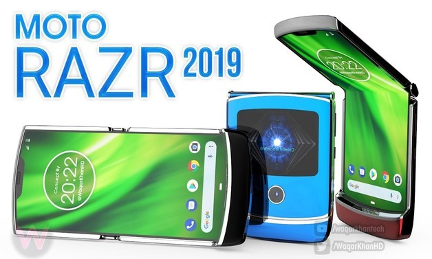 Видео: Вака ќе изгледа Motorola RAZR (2019)!