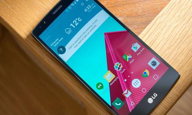 Нови фотографии  LG G6 во црна  платина и бела варијанта