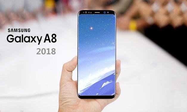 Нови фотографии од Galaxy A8  2018