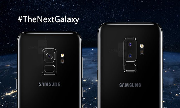 Samsung Galaxy S9 S9 Plus vs iPhone X vs Pixel 2 XL  Споредба на големините