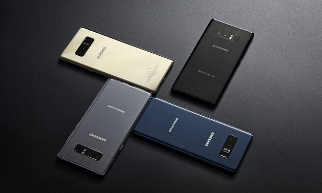 Официјално  Ова е Samsung Galaxy Note 8