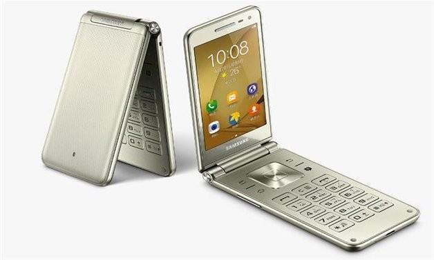 Samsung повторно го претстави Galaxy Folder 2