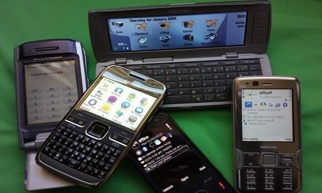 5 одлични смартфони од пред 10 години