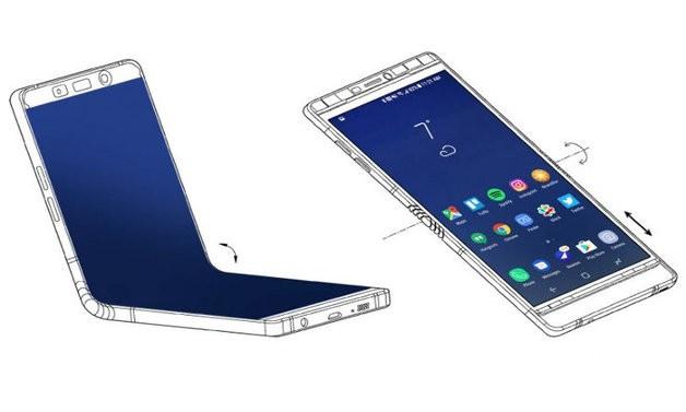 Samsung претстави речиси завршен смартофон на виткање со 7 3 инчен дисплеј на CES