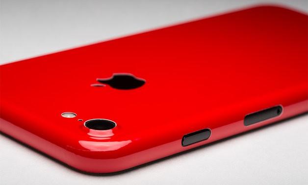 Apple ќе претстави црвен iPhone 7 модел