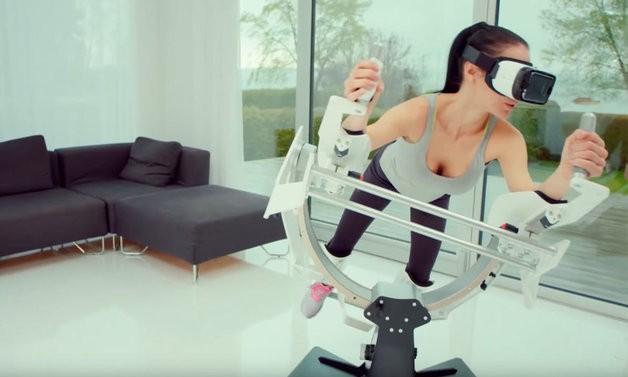 Ова е иднината на вежбањето