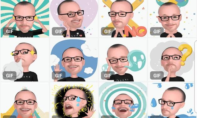 Galaxy S9 и S9 Plus  Како да креирате и да ги користите AR Emoji
