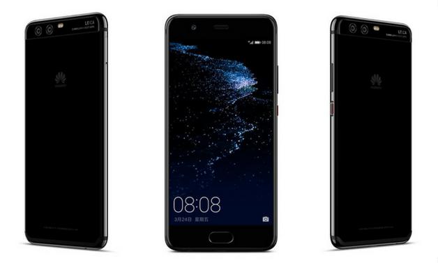 Официјално  Ова е Bright Black Huawei P10 Plus