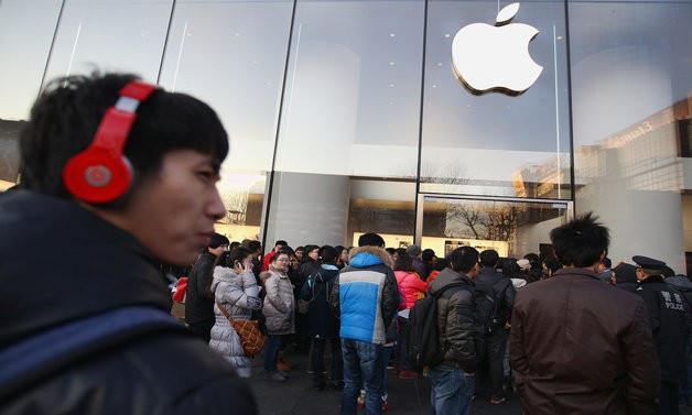 Прв пат по пет години iPhone не е најпордаван смартфон во Кина!