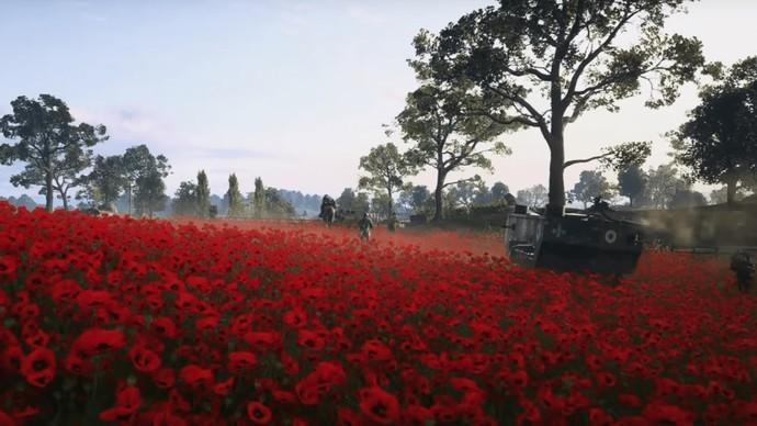 Погледнете го видеото за новиот Battlefield 1 мод