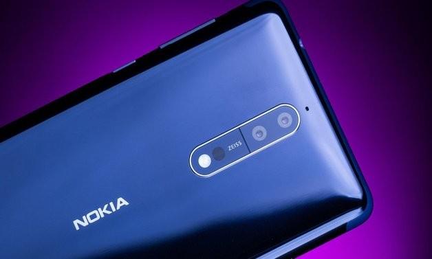 Официјално  Ова е Nokia 8 со Zeiss дуален систем камери
