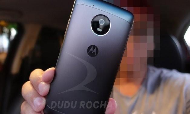 Нови фотографии од Moto G5