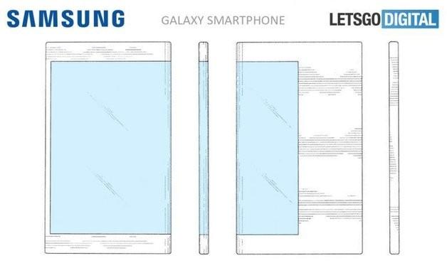 Вака ќе изгледа телефонот на преклопување на Samsung