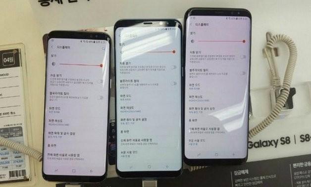 Samsung ќе го решава проблемот со црвените дисплеи преку софтверски апдејт