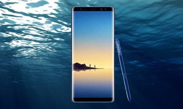 Galaxy Note 8 во нова Deep Sea Blue верзија