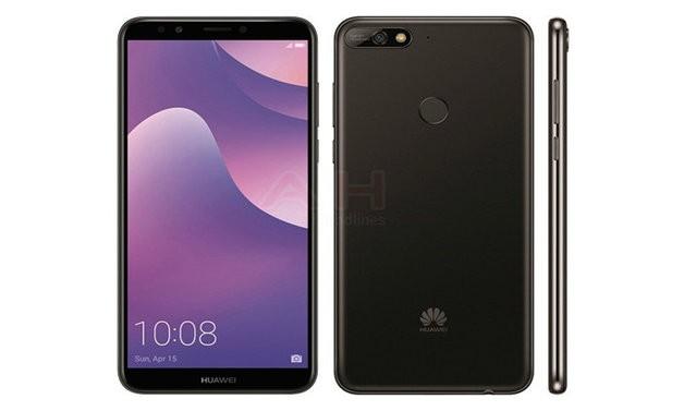 Запознајте го ненајавениот Huawei Y7  2018