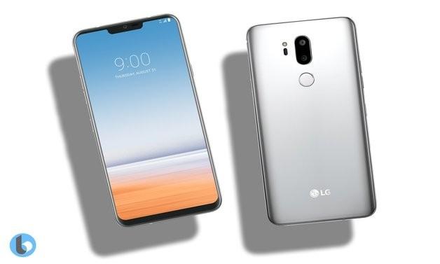 LG G7 доаѓа во мај  Ова се неговите спецификации