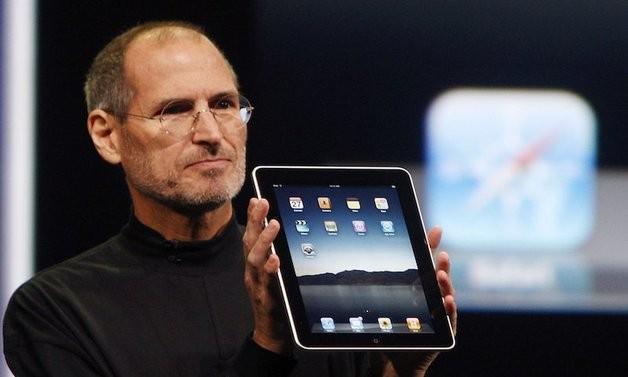 Производството на iPad моделите започнало поради омразата на Steve Jobs кон Microsoft