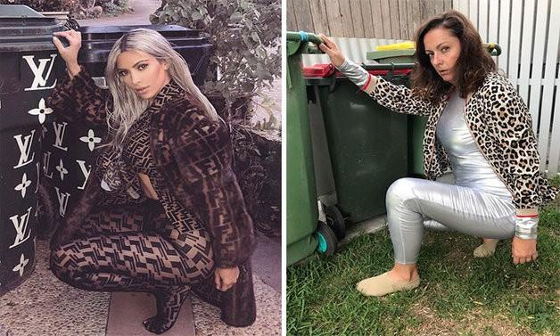 Instagram фотки  Славни личности vs  обична жена