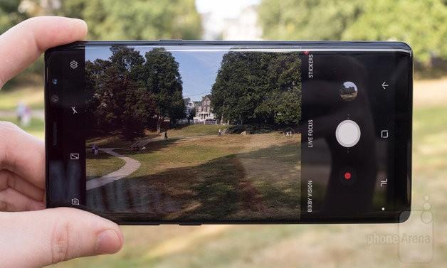 kamera iphone 7 vs samsung s8