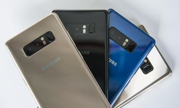 Ова се боите во кои ќе доаѓа Samsung Galaxy A  2018  серијата