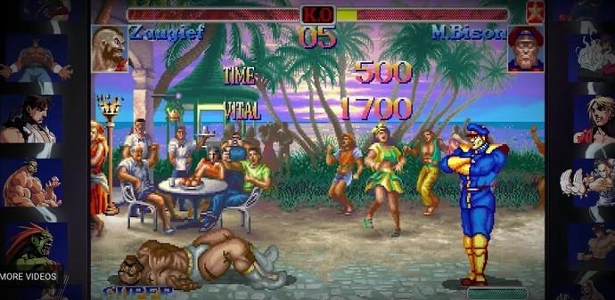 Три децении од омилената Street Fighter