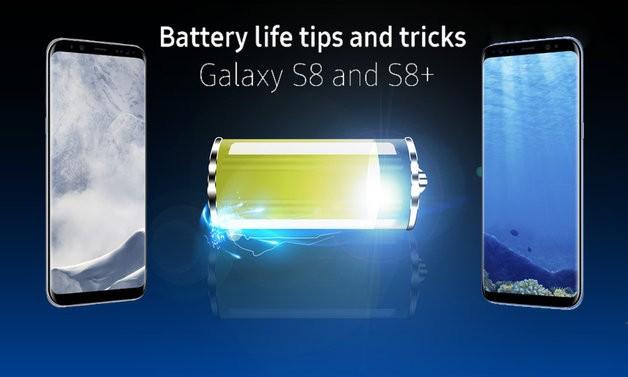 Galaxy S8 и S8 Plus  10 трикови за подолготрајна батерија