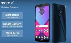 Moto X5: Четири камери и дизајн без рамки