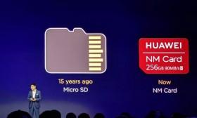 Huawei ги претстави Nano Memory картичките: Дали ова е крај за microSD?